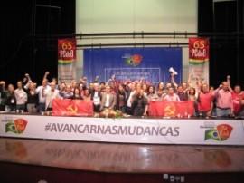Deputada foi eleita presidente na Conferência Estadual do partido. Foto Carlos Cruz.