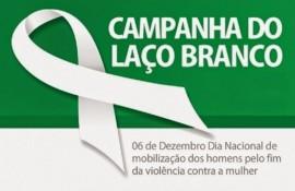 campanha laço branco