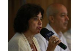 Presidente da Fiocruz, Nísia Trindade Lima: 'Assumimos um risco de natureza econômica para ter a vacina no Brasil' Imagem: Tânia Rêgo/Agência Brasil